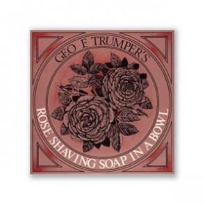 Geo F Trumper Shaving Soap Refill Rose