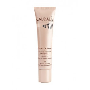 Caudalie Tinted Moisturizer (Light/Medium)