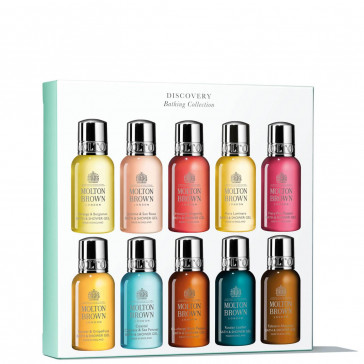 MOLTON BROWN DISCOVERY BATHING COLLECTION SET SET