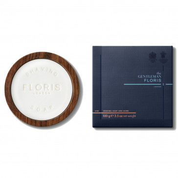 Floris No89 Shaving Soap Bowl
