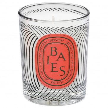 Diptyque Dancing Ovals Scented Candle Baies