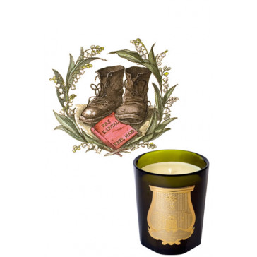 Cire Trudon Candle Prolétaire (Lily of the Valley)