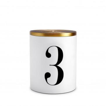 L'Objet Candle No.3: Eau d'Égée
