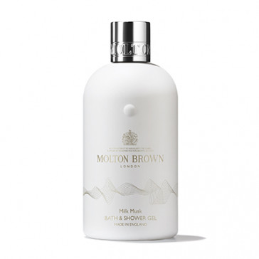 Molton Borwn Milk Musk Showergel
