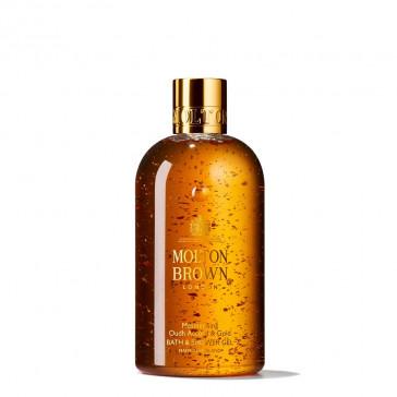 Molton Brown Mesmerising Oudh Accord & Gold Precious Bath & Showergel