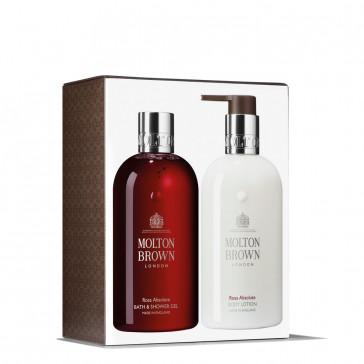 Molton Brown Rosa Absolute Set (Showergel & Bodylotion)