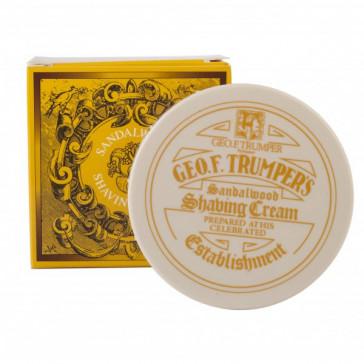 Geo F Trumper Shaving Cream Bowl Sandalwood