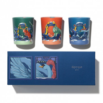 Diptyque Christmas Candles 3 Set