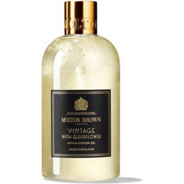 Molton Brown Vintage 2015 with Elderflower Bath & Shower Gel