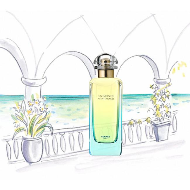 Hermes un jardin en mediterranee celeste parfums - Hermes un jardin en mediterranee review ...