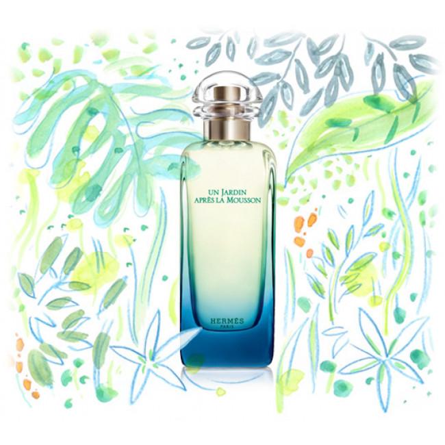 Hermes un jardin apres la mousson celeste parfums - Un jardin apres la mousson ...