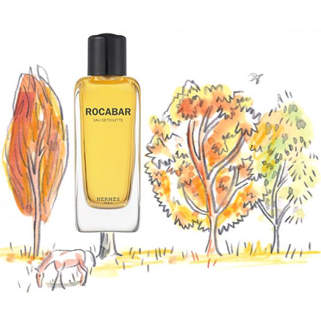 Hermes Rocabar - Celeste Parfums