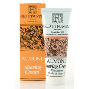 Geo F Trumper Shaving Cream Tube Almond