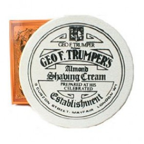 Geo F Trumper Shaving Cream Bowl Almond