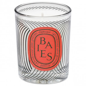 Diptyque Dancing Ovals Scented Candle Baies 70 gr