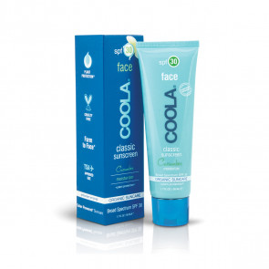 Coola Classic Sunscreen Face SPF 30 Cucumber 50ml