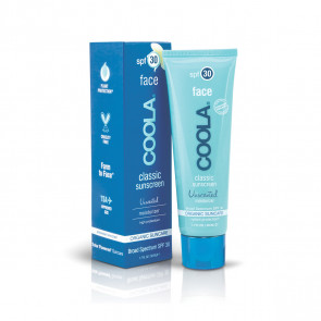 Coola Classic Sunscreen Face SPF 30 Unscented 50ml