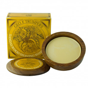 Geo F Trumper Shaving Soap Sandalwood