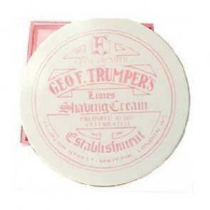 Geo F Trumper Shaving Cream Bowl Limes