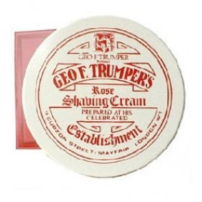Geo F Trumper Shaving Cream Bowl Rose