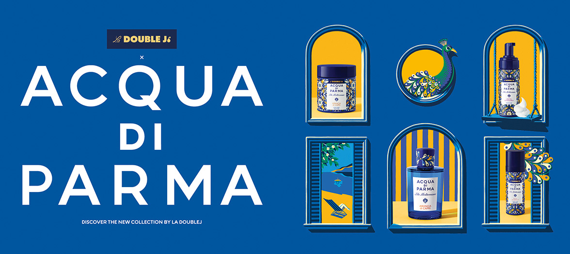 Acqua di Parma x Double J