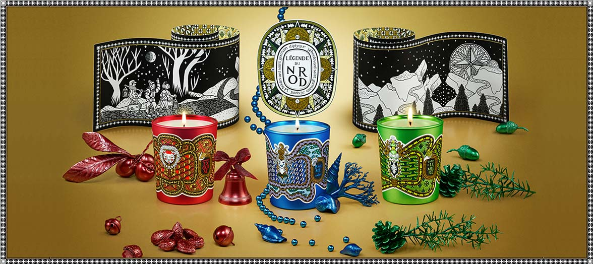 Diptyque Christmas 2018