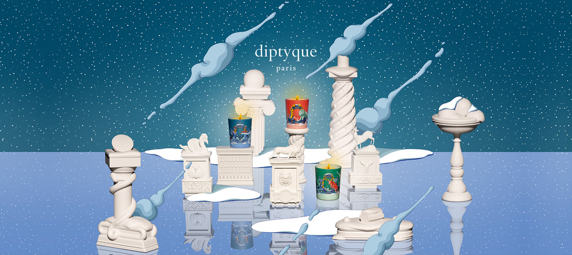Diptyque Christmas 2020