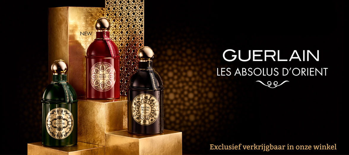 Guerlain Absolues d'Orient