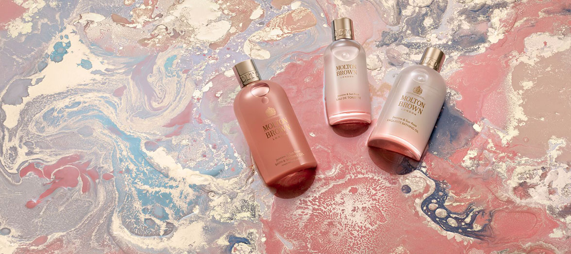 Jasmine & Sun Rose by Molton Brown
