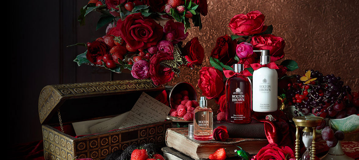 Molton Brown: Rosa Absolute