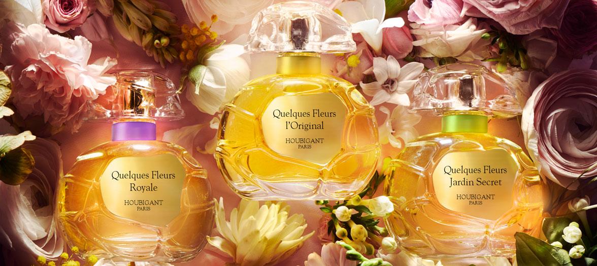 Quelques Fleurs by Parfums Houbigant