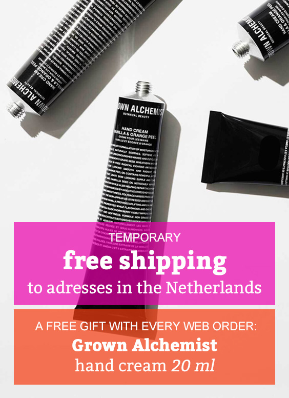 Free shipping and gift with every order